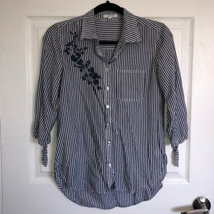 🔥3/25🔥 Maurices Button down blouse